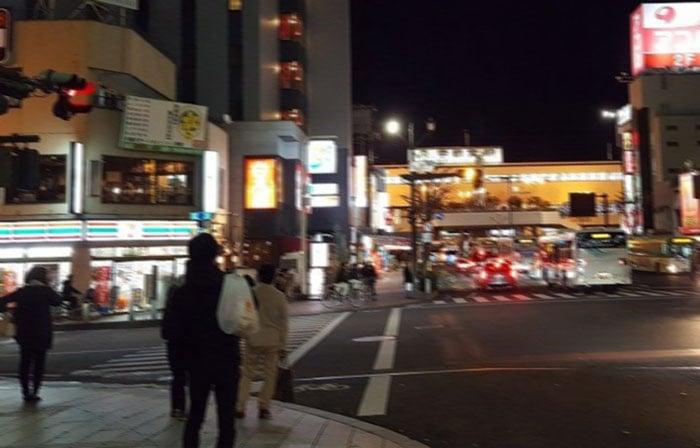 宇都宮駅で人妻と待ち合わせ
